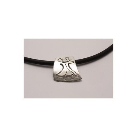 Sport-jewel stříbrný přívěsek - Taneční pár - SJDANS001