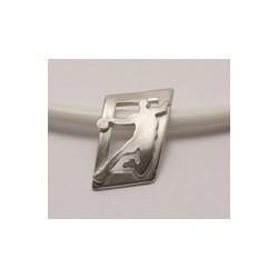 Sport-jewel stříbrný přívěsek - Házená I SJHAND001