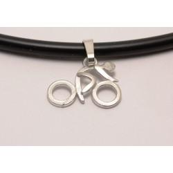 Sport-jewel stříbrný přívěsek - Cyklista - SJWIEL001