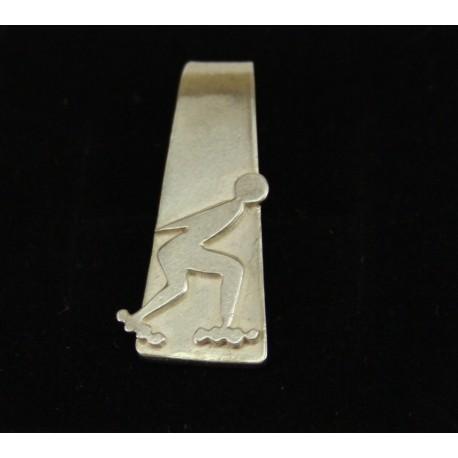 Sport-jewel - silniční rychlobruslař - stříbrný přívěsek SJP001