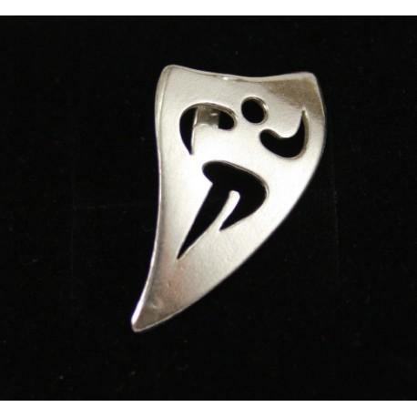 Sport-jewel stříbrný přívěsek - Běžec - SJATLE002