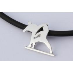 Sport-jewel stříbrný přívěsek - Karate II - SJKARA002