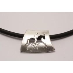 Sport-jewel stříbrný přívěsek - Drezura - SJPAAR002